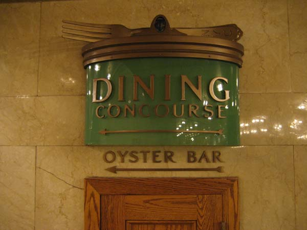 Grand Central Station- Oyster Bar ©newyork.de by Ulrike Graeff