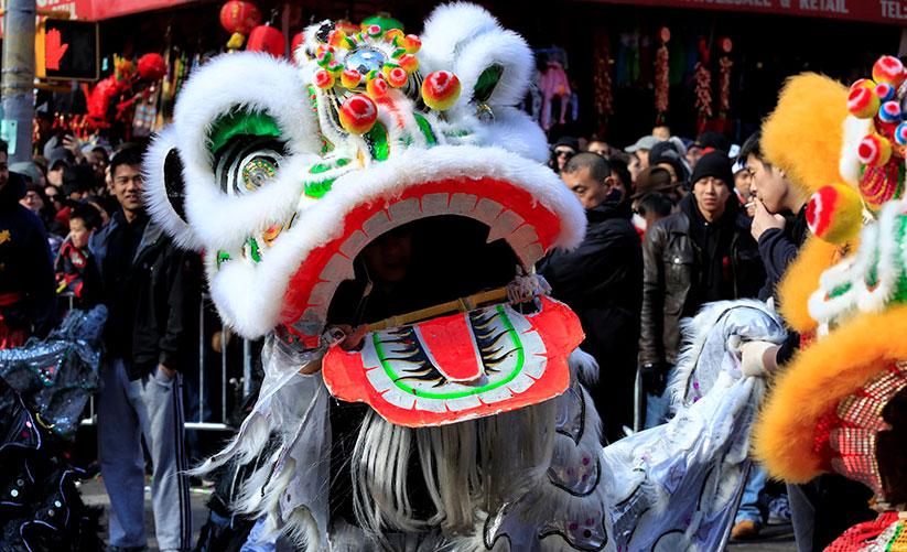 Chinesisches Neujahrsfest - NewYork.de